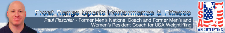 Front Range Sports Performance & Fitness